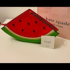 🎀 New Kate Spade Watermelon 🎀 Clutch Purse